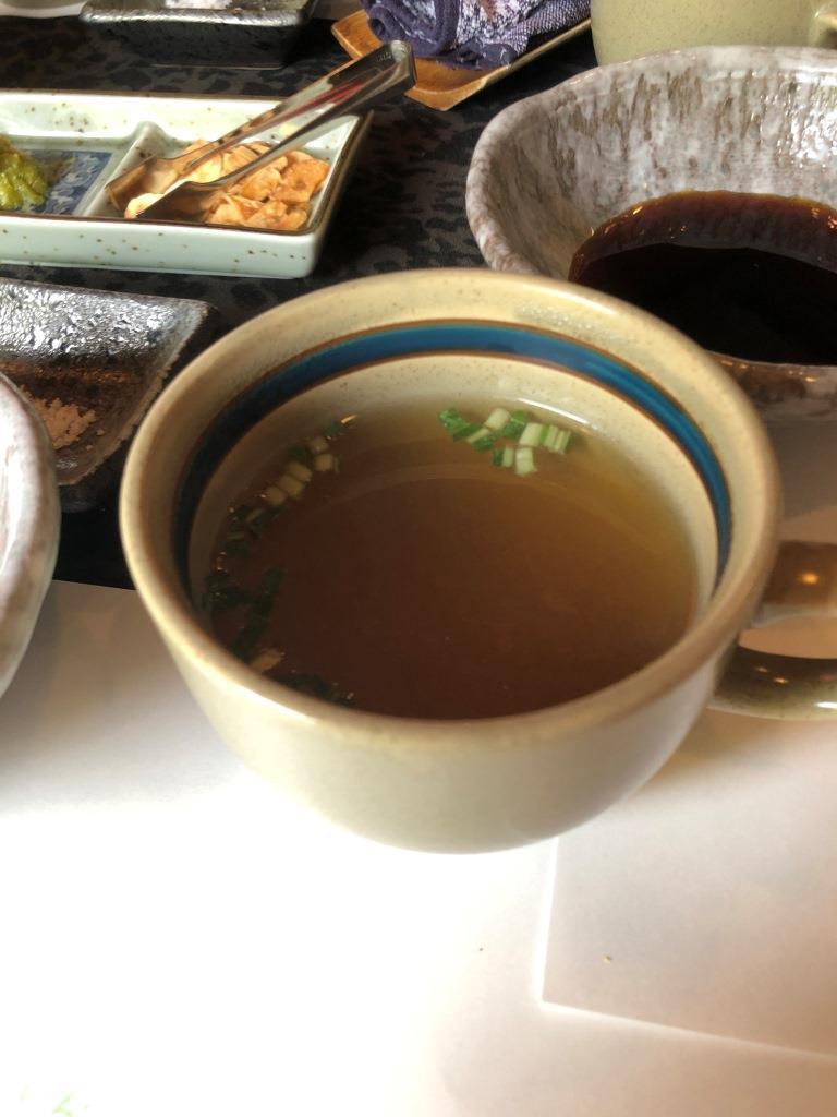美味しいスープ