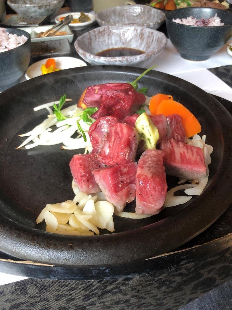 大阪狭山市からも近いステーキレストラン千一夜さんのランチステーキ
