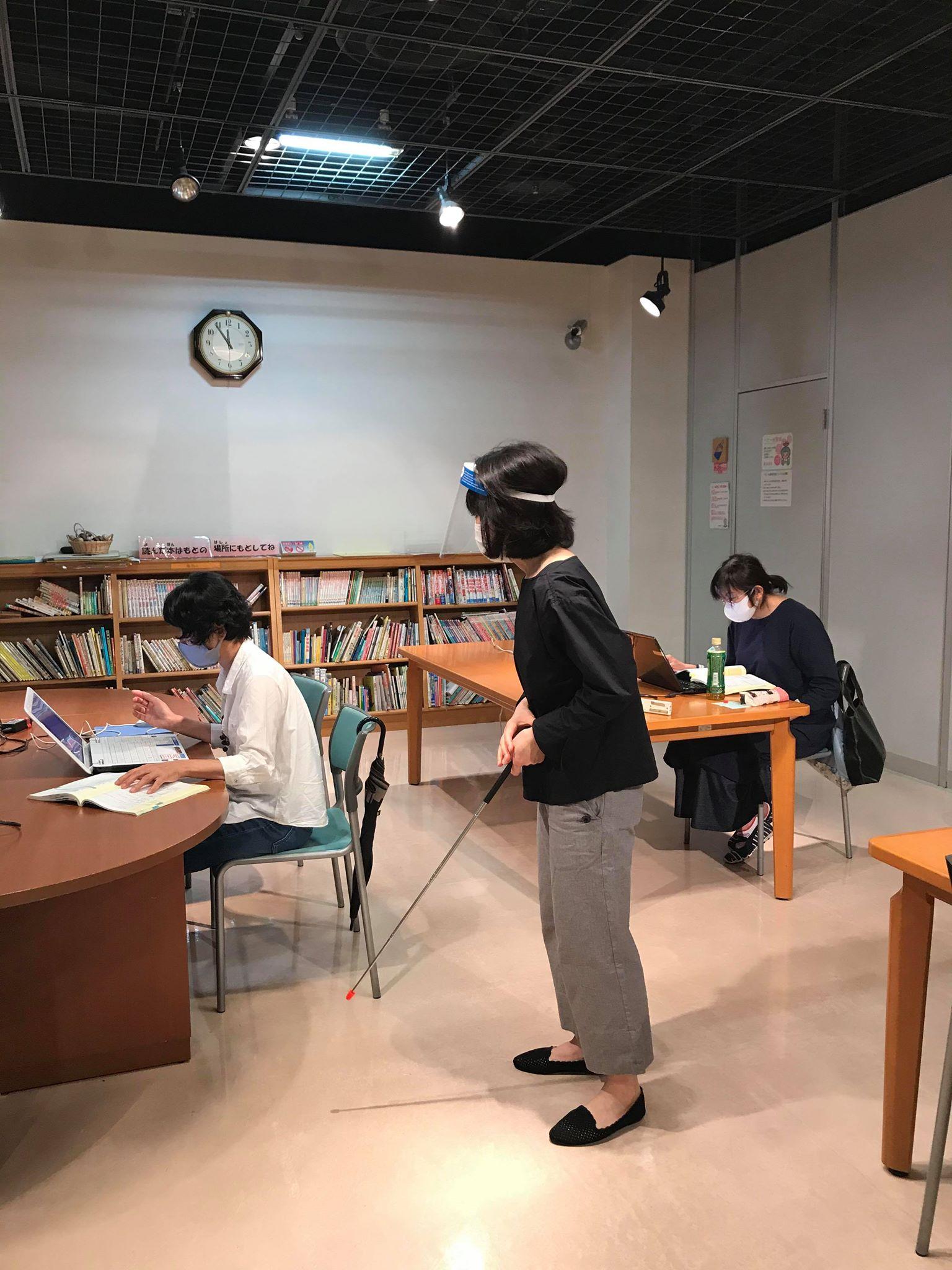 河内長野からの生徒さんも多い「すばるホールパソコン教室」の授業風景