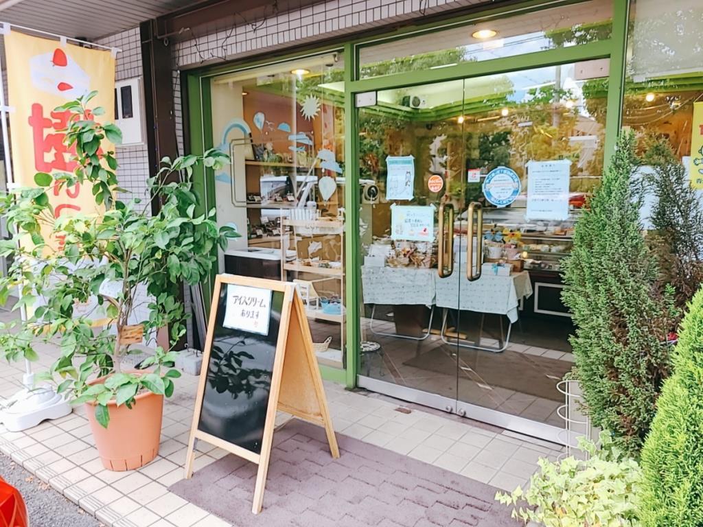 富田林でフルーツ一杯の誕生日ケーキを作ってくれるお菓子の夢工房 樹さん