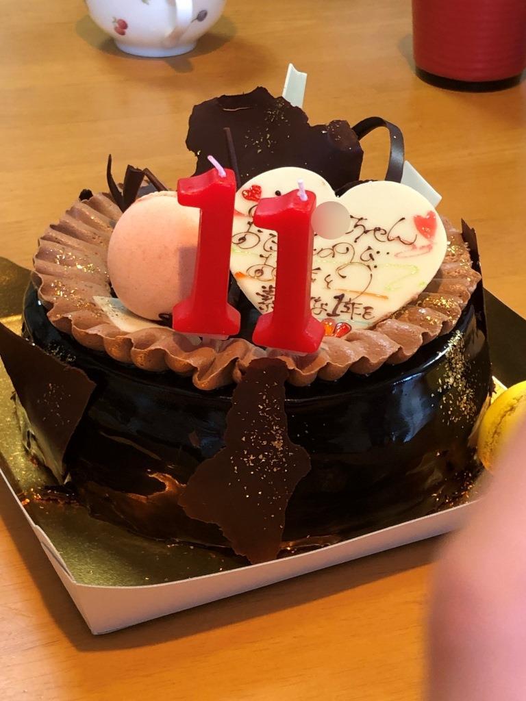 富田林で人気の誕生日ケーキ