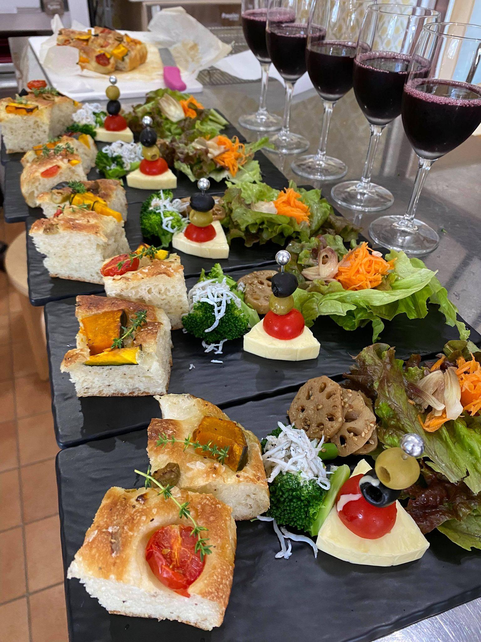 河内長野の料理教室、Happyスマイルクッキング